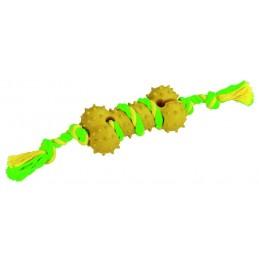Knochen am Seil, 30cm