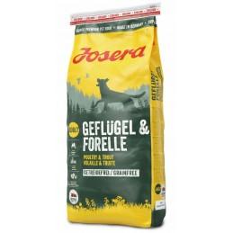 Geflügel & Forelle, Josera