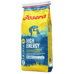 High Energy, Josera