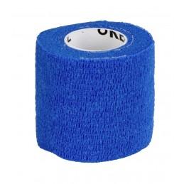 Selbsthaftende Bandage, blau