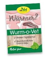 Flyer Würmer, cdVet