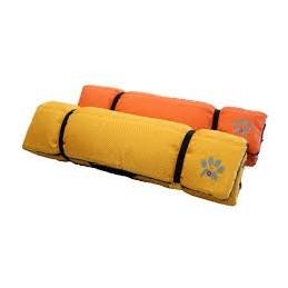 Outdoor Matte, orange 120x80cm